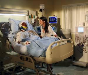90210 saison 5 : Tristan Wildes et Shenae Grimes