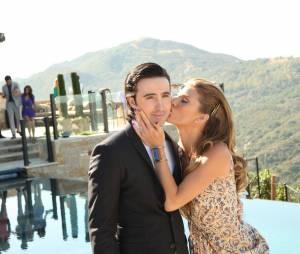 90210 saison 5 : Josh Zuckerman etAnnalynne McCord