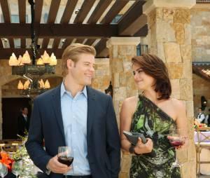 90210 saison 5 :Trevor Donovan et Jessica Stroup