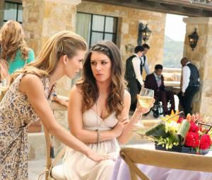 90210 saison 5 : Annalynne McCord et Shenae Grimes