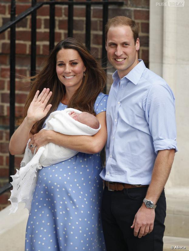 Kate Middleton a déjà perdu son poids de grossesse