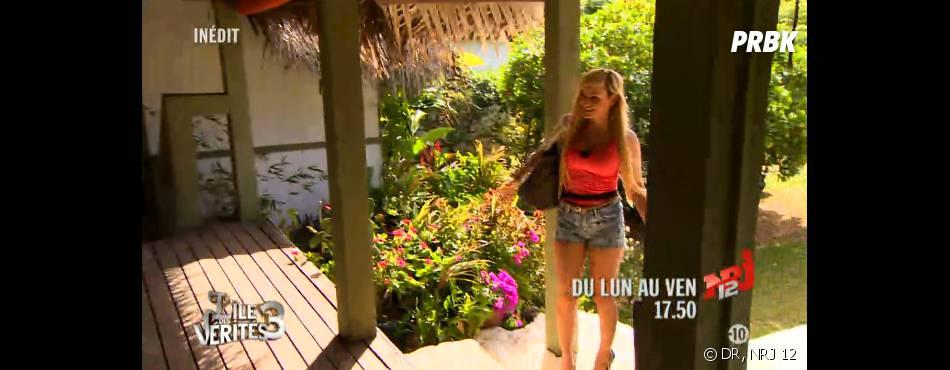 L'île des vérités 3 : Alice, la nouvelle blonde de la villa