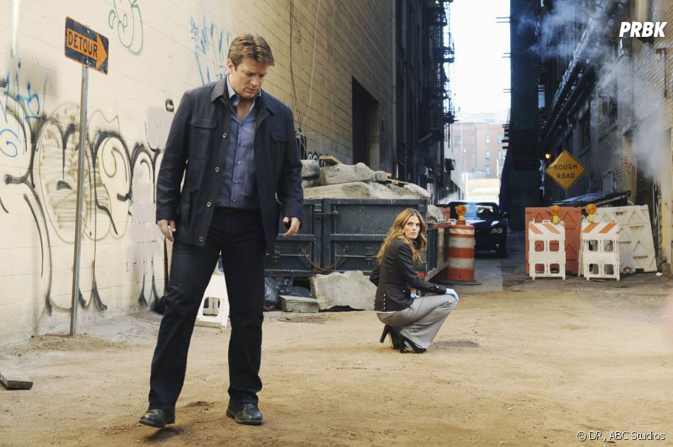 Castle saison 5 : Rick et Kate à la recherche de Big Foot
