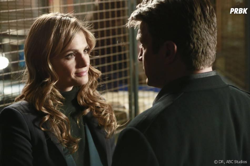 Castle saison 5 : Rick et Kate
