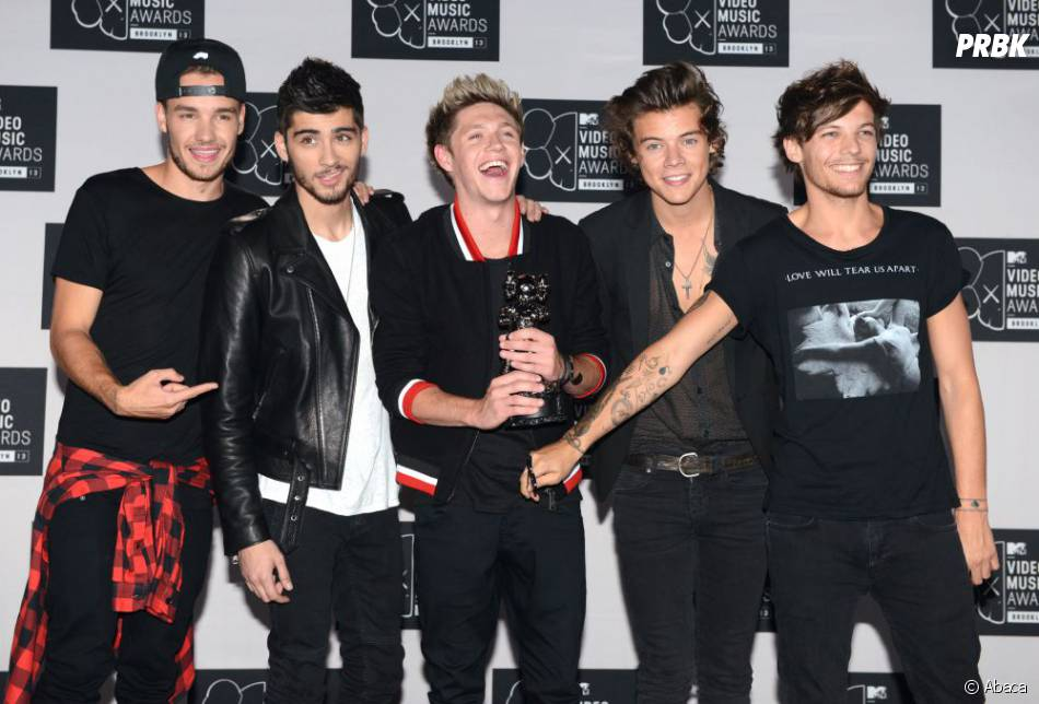 One Direction : des chanteurs sympas selon Justin Timberlake