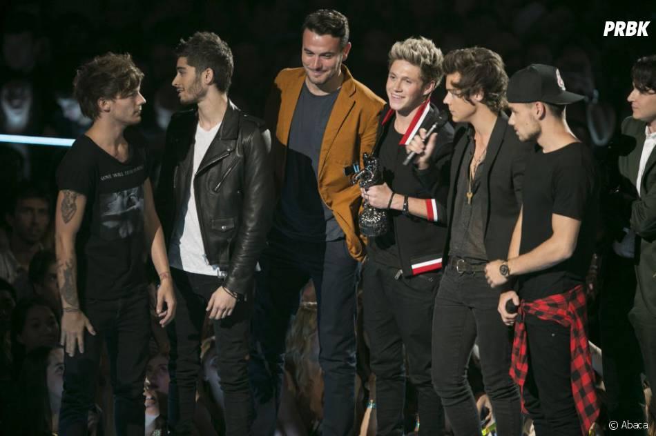 One Direction : les chanteurs clashés par Justin Timberlake