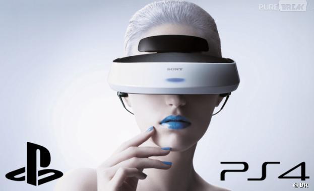 Sony présenterait au TGS 2013 un casque de réalité virtuelle pour la PS4