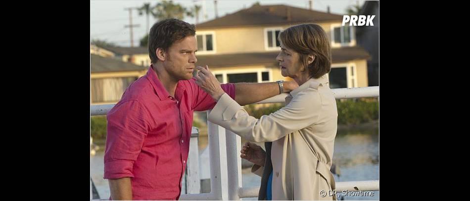 Dexter saison 8 : Vogel tuée par Dex