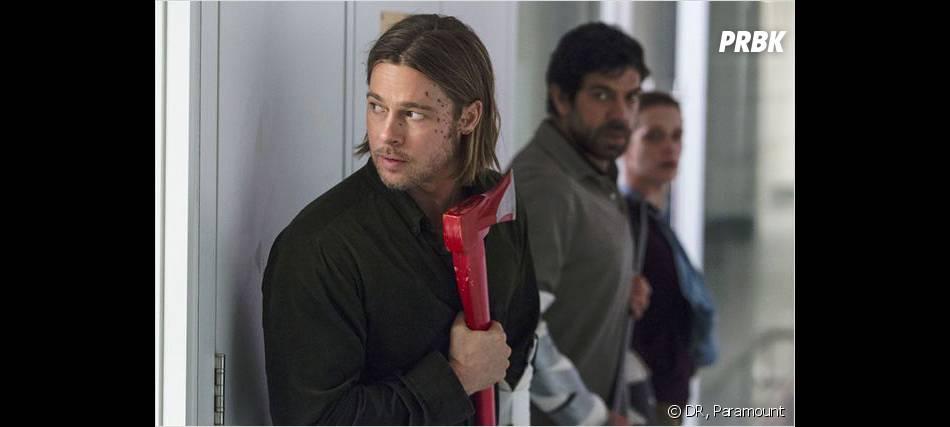 World War Z 2 : Brad Pitt prêt à reprendre son rôle