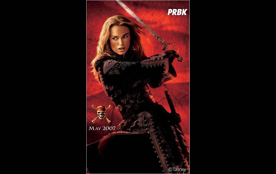 Keira Knightley va-t-elle rendre visite à Sparrow dans Pirates des Caraïbes 5 ?