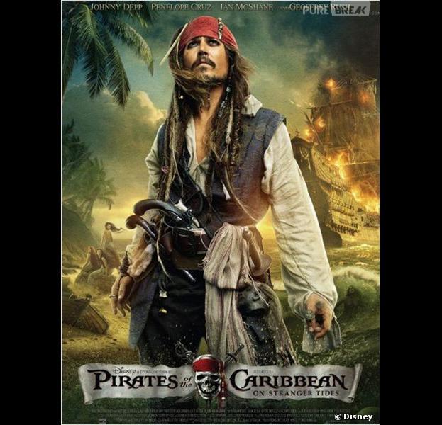Jack Sparrow pas de retour avant 2016 avec Pirates des Caraïbes 5
