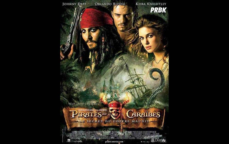 Pirates des Caraïbes 5 ne sortira pas avant 2016