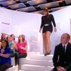 Marion Bartoli au Grand Journal : faute directe pour sa mini-robe moulante ?