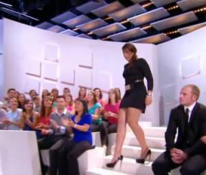 Marion Bartoli au Grand Journal : sa robe sexy a fait sensation sur Twitter