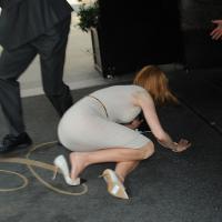 Nicole Kidman mise KO par un paparazzi à vélo