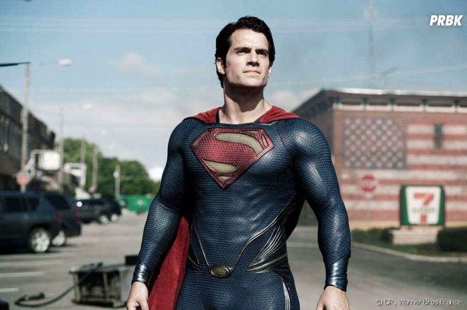Man of Steel 2 : Henry Cavill (en Superman) affrontera Batman