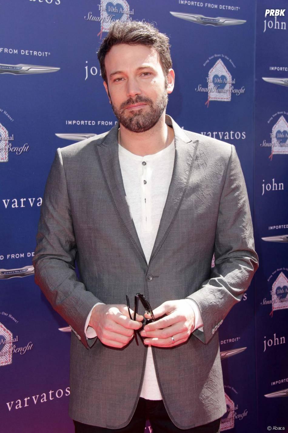 Ben Affleck : Zack Snyder l'a choisi en Batman pour Man of Steel 2