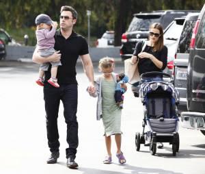 Ben Affleck en Batman : Jennifer Garder a confiance en son mari