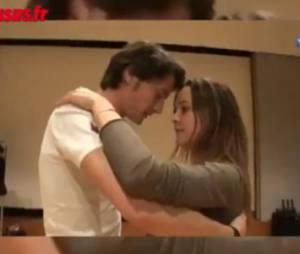 Danse avec les stars 4 : Vincent Cerutti et Sandrine Quétier improviseront une danse sur le dancefloor.