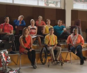 Glee saison 5, épisode 1 : un rapprochement chez les New Directions dans un extrait