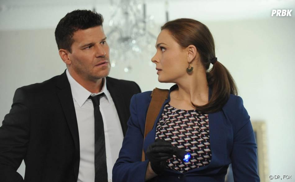 Bones saison 9, épisode 1 : David Boreanaz et Emily Deschanel
