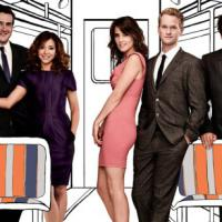 How I Met Your Mother saison 9 : premier baiser très spécial entre Ted et la Mother