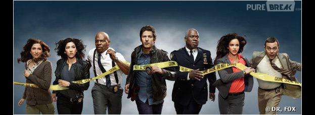 Brooklyn Nine-Nine saison 1 : un énorme casting