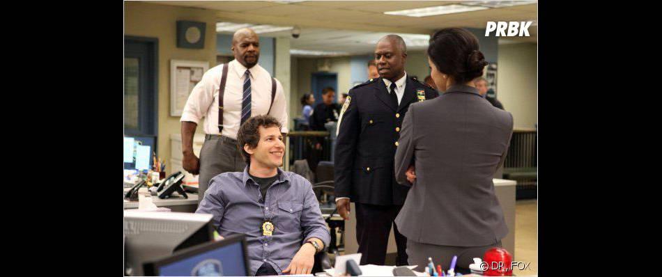 Brooklyn Nine-Nine saison 1 : la comédie de l'année ?
