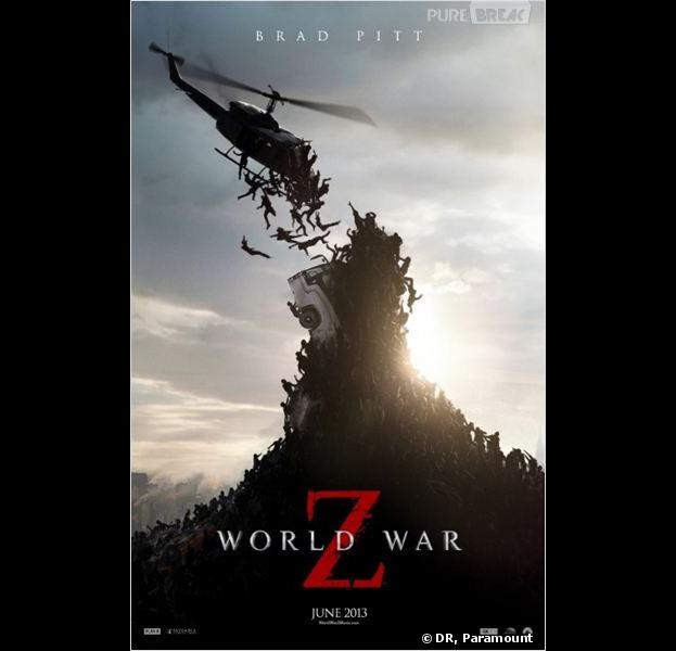 World war z un film plein d 39 incoh rences for Guerra mundial z muralla