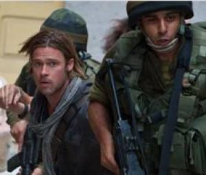 World War Z : Brad Pitt trop parfait ?