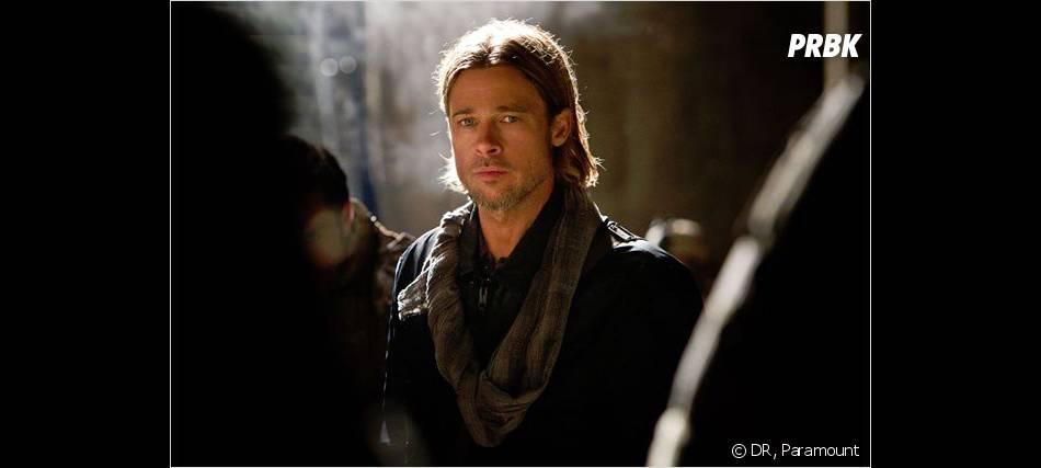 World War Z : le personnage de Brad Pitt est l'homme le plus chanceux du monde