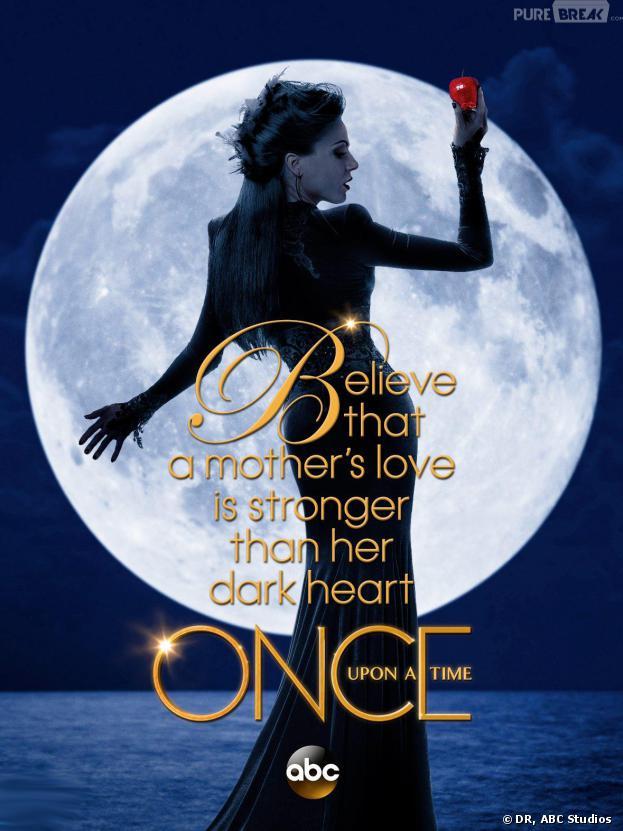 Once Upon a Time saison 3 : Lana Parrilla sur un poster
