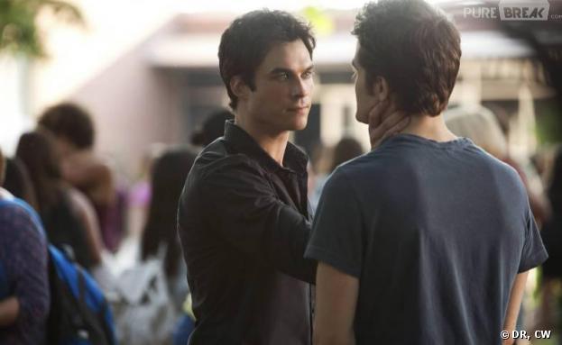 Vampire Diaries saison 5, épisode 2 : Damon face à Silas