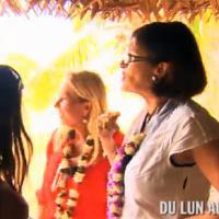 L'île des vérités 3 : Béatrice et Danièle (C'est du propre) viennent faire le ménage