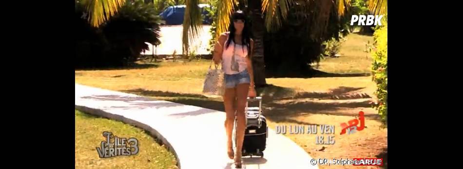 L'île des vérités 3 : Astrid Poubelle, l'une des guest de l'émission de NRJ 12