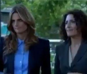 Castle saison 6, épisode 1 : un nouvel extrait avec Beckett et Rachel McCord