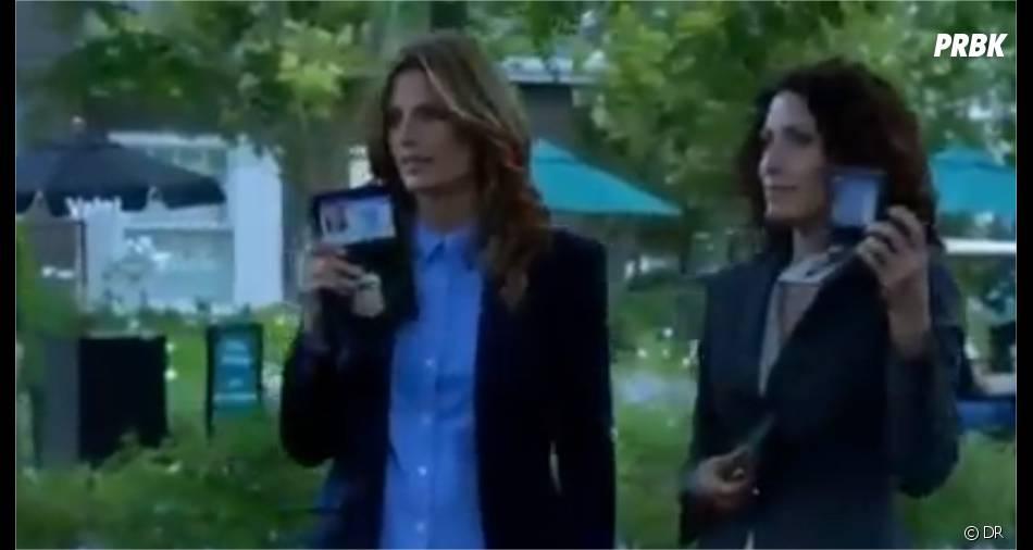 Castle saison 6, épisode 1 : Beckett sera bien agent fédéral à Washington