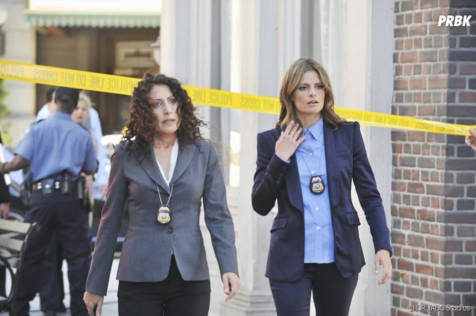 Castle saison 6, épisode 1 : Beckett agent fédéral