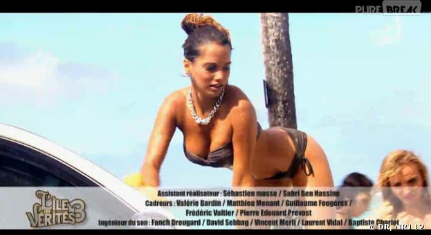 L'île des vérités 3 : les filles font un car wash sexy