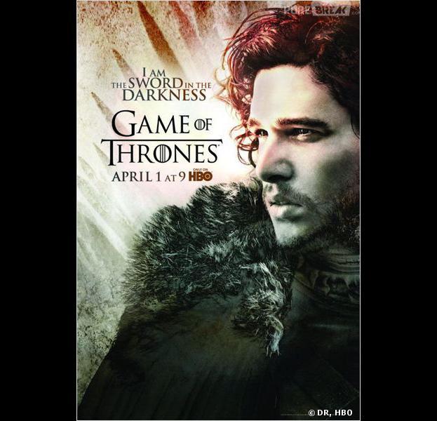 Game of Thrones saison 4 :Kit Harington dévoile les premières infos