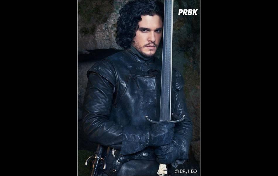 Game of Thrones saison 4 :Kit Harington parle de l'avenir de Jon Snow
