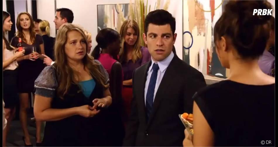 New Girl saison 3, épisode 2 : Schmidt déjà grillé ?