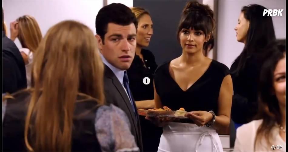 New Girl saison 3, épisode 2 : Schmidt face à CeCe et Elizabeth