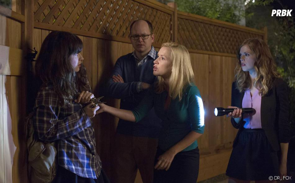 New Girl saison 3, épisode 2 : Jess face à ses collègues