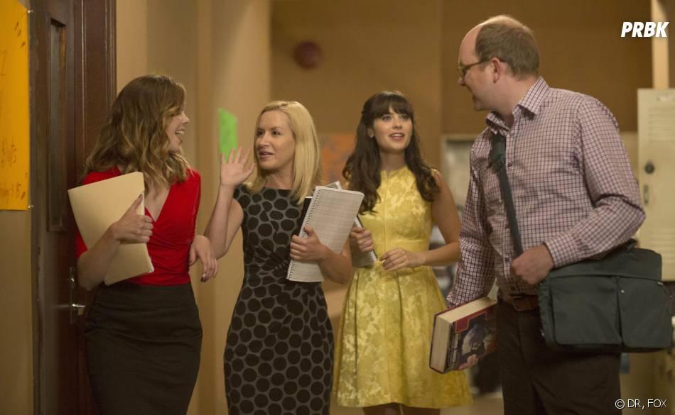 New Girl saison 3, épisode 2 : de nouvelles collègues pour Jess