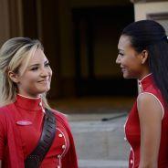 Demi Lovato : premières photos officielles dans Glee