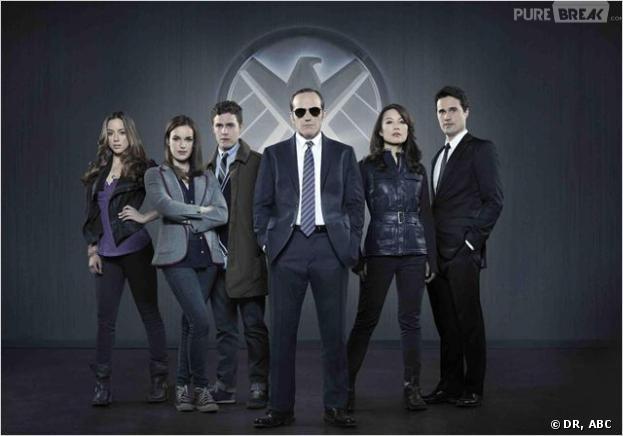 Agents of SHIELD saison 1 : début ce soir aux USA