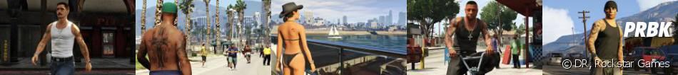GTA 5 délivrera son lot de bikinis