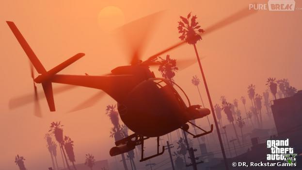 GTA 5 est sorti le 17 septembre 2013 sur Xbox 360 et PS3