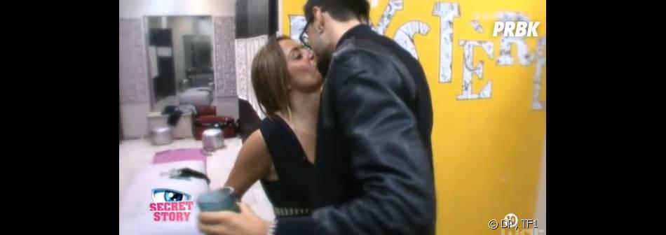 Secret Story 7 : Julien et Anaïs toujours ensemble.